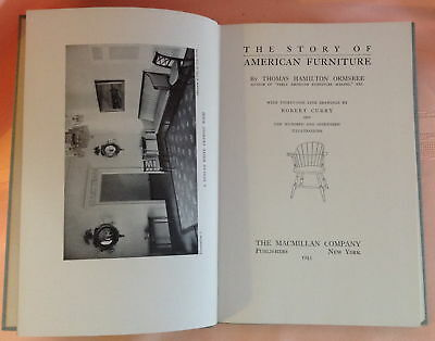 The Story of American Furniture - Ormsbee