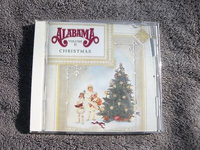ALABAMA CHRISTMAS VOLUME II EXcellent CD