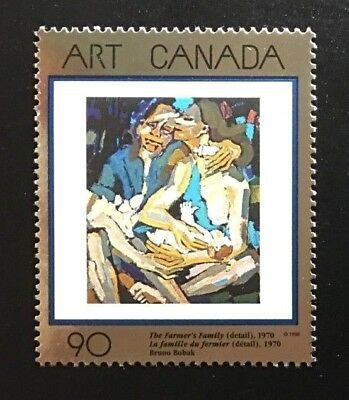 "Canada #1754 MNH, Masterpieces of Canadian Art ""11"" Stamp 1998"