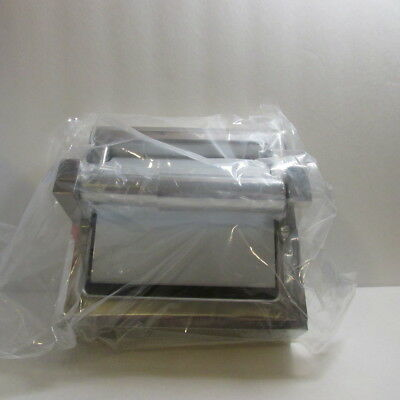 ASI 10-7402-HBSM Toilet Paper Holder w/Hood (Single) Surface Mounted Bright new