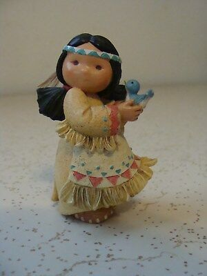 Friends of the Feather **LITTLE BIRD TOLD ME** Figurine 1994
