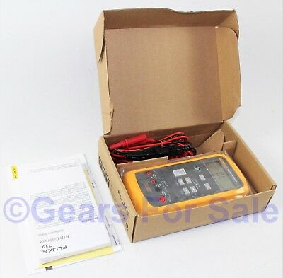 Fluke 712 RTD Calibrator NEW IN BOX