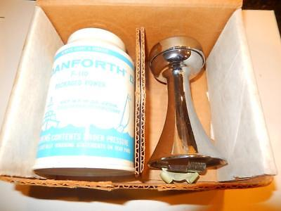 Vintage Danforth Fog Horn Model FFM-4 NOS in The Box With Compressed Air Can USA