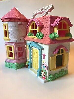 Hello Kitty Victorian Mansion playset with accessories