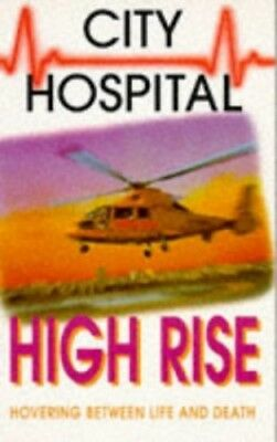 High Rise (City Hospital S.) by Miles, Keith Paperback Book The Cheap Fast Free
