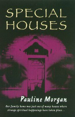 Special Houses by Morgan, Pauline Hardback Book The Cheap Fast Free Post