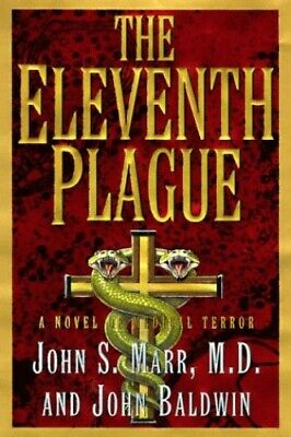 The Eleventh Plague by Marr, John S. Hardback Book The Cheap Fast Free Post
