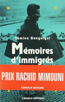 Memoires d'immigres by Benguigui Paperback Book The Cheap Fast Free Post