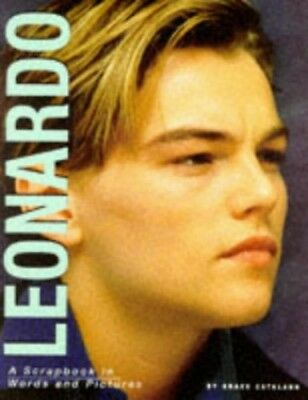 Leonardo: A Scrapbook in Words and Pictures by Catalano, Grace Paperback Book
