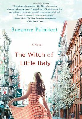 Witch of Little Italy by PALMIERI, SUZANNE Book The Cheap Fast Free Post