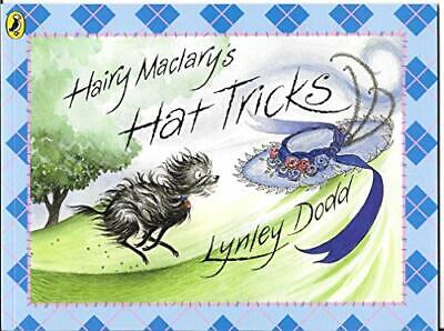 Hairy Maclary's Hat Tricks (Hairy Maclary and Friends) by Dodd, Lynley Book The
