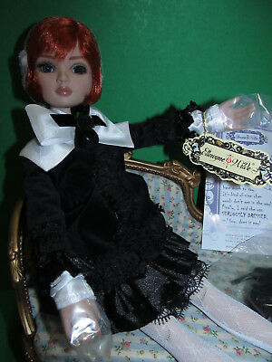 Tonner Ellowyn Wilde Seriously Dressed in Original Outfit & Tags NEW CONDITION!