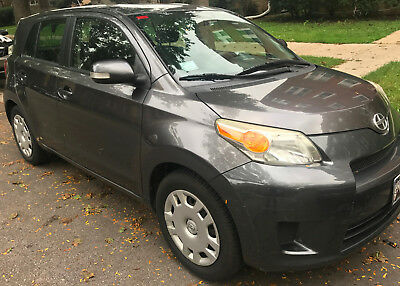 2008 Scion xD Hatchback 2008 Scion XD
