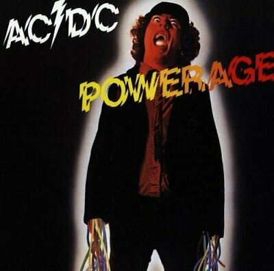 AC/DC - Powerage - AC/DC CD SVVG The Cheap Fast Free Post The Cheap Fast Free