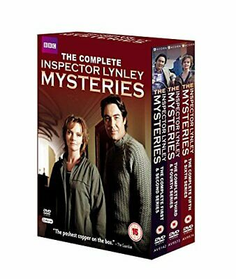 The Inspector Lynley Mysteries Complete 1-6 [DVD] - DVD  TIVG The Cheap Fast