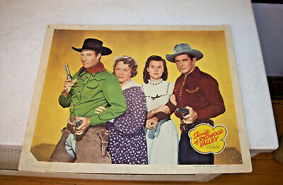Sheriff of Redwood Valley Movie Poster - One Sheet - Republic Pictures 1946