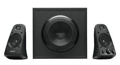 "Logitech Z623 THX-Certified 2.1 Speaker System with 8"" Subwoofer 200 Watts (RMS)"