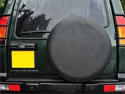 Land Rover 235/70 R16 & 255/55 R18 Black Spare Wheel Cover - DA2025 Britpart