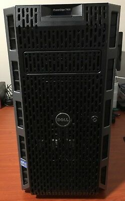 Dell PowerEdge T420 Tower Server Refurbished with 2 new hard drives