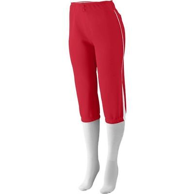 Augusta Women's Low Rise Drive Piped Fastpitch Pants