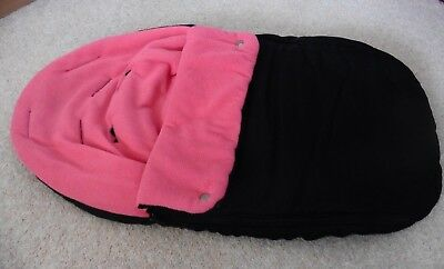 Buggy Snuggle winter cover for buggy or car seat