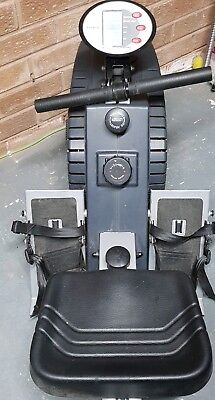 York rowing machine R700 grey/black very good used condition