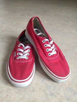 VANS AUTHENTIC LOW Top Sneaker Classic Canvas Turn Schuhe
