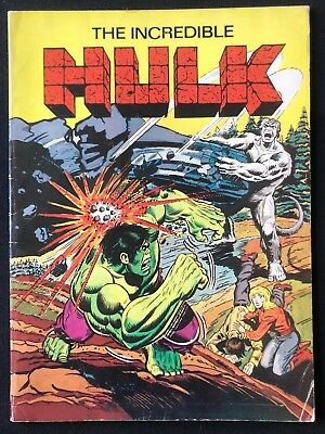 Incredible Hulk #180-181 Editions Heritage Reprint Wolverine Good Condition 1978