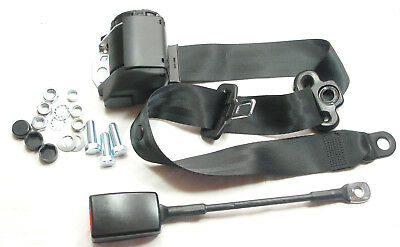 3-Point retractable seat belt Porsche 914, original REPA , made in Germany ,NEW