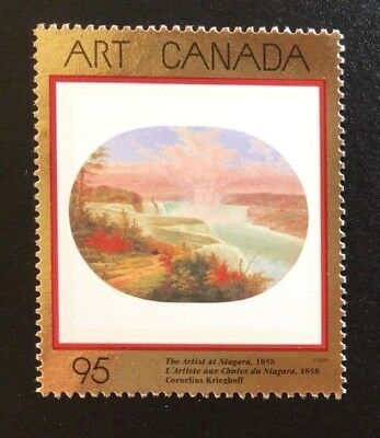 "Canada #1863 MNH, Masterpieces of Canadian Art ""13"" Stamp 2000"