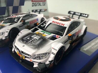 "Carrera Digital 132 30839 20030839 Mercedes-AMG C 63 DTM ""P.Di Resta, No.3 "" NEU"