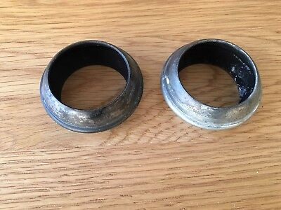 Rover P6 exhaust pipe connecting rings