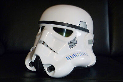 Star Wars Hasbro Black Series Stormtrooper Helm Helmet 1:1