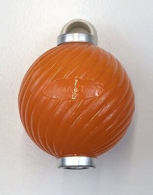 Orange Mast Lightning Rod Ball
