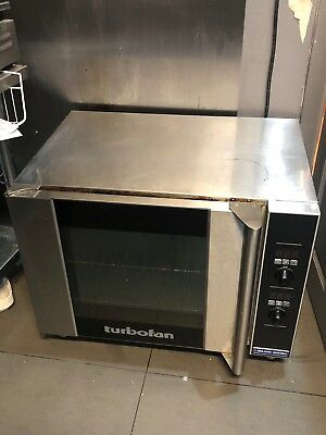 BLUE SEAL Turbofan Manual Electric Convection Oven E30M3