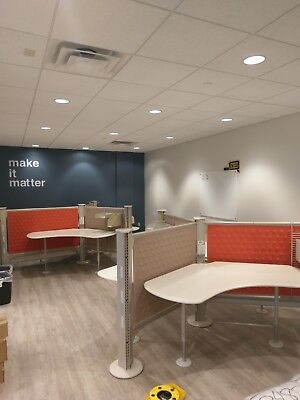 Herman Miller Resolve Cubicles-Modern, Compact, Attractive