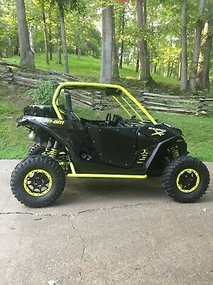 2015 Can Am Maverick XDS Turbo. Innovative features and so many options!