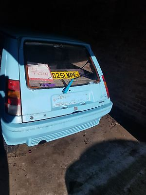 Renault 5 auto / gt turbo project