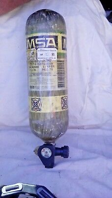 Msa H-30 Carbon Fiber Bottles Certified To 2020 10 Available