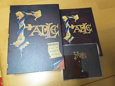 Fable PC Telstar CD Deutsch Big Box