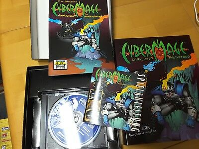Cybermage Darklight Awakening PC CD Deutsch Big Box