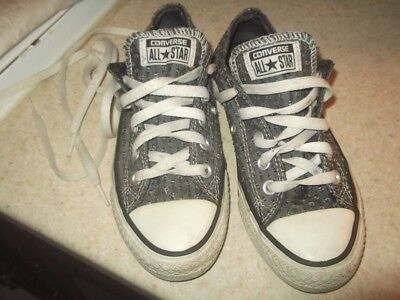 2 paire de converse hall star taille 36