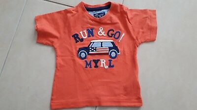 Mayoral - T-Shirt- Gr. 74 - Jungs