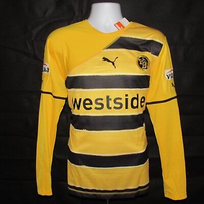 2010/11 Bsc Young Boys Home Football Shirt, Player Issue, Puma, Large (Bnwt)