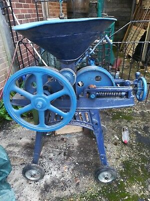 R Hunt Crushing Mill For Stationary Engines