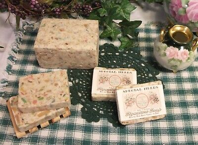 Special Needs SIGNATURE Handmade SOAP #1 All Our BEST Moisturizing Bars in One