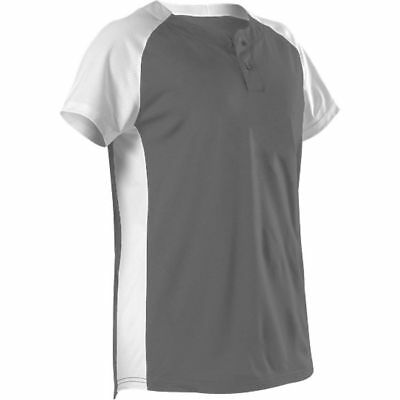 Alleson Women's 2-Button Fastpitch Jersey