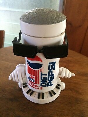 Ray Charles Dancing Diet Pepsi Can Promotional Piece