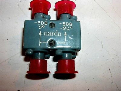 NEW NARDA  MODEL 4035C  Quadrature Hybrid Coupler