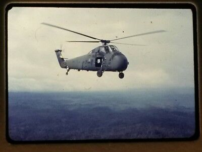 Vietnam Slide- Army GI w/134TH AVN CO-260TH TC DET 'DELTA RIDERS' CAN THO AO #16